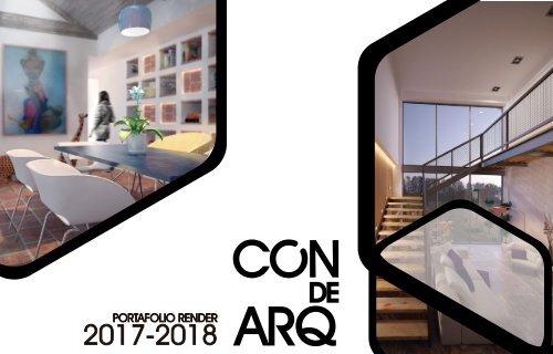 Portafolio RENDERS_CONdeARQ_2017-2018