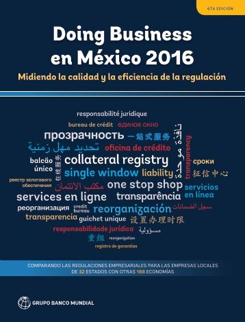 Doing Business en México 2016