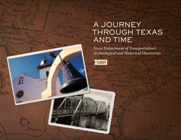 A JOURNEY THROUGH TEXAS AND TIME