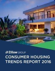 CONSUMER HOUSING TRENDS REPORT 2016