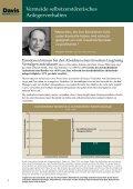 Vermeide selbstzerstörerisches Anlegerverhalten - Noramco - Seite 6