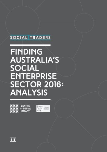 ENTERPRISE SECTOR 2016 ANALYSIS