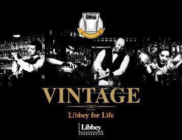 Libbey Vintage