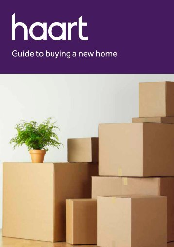 Guide to buying a new home