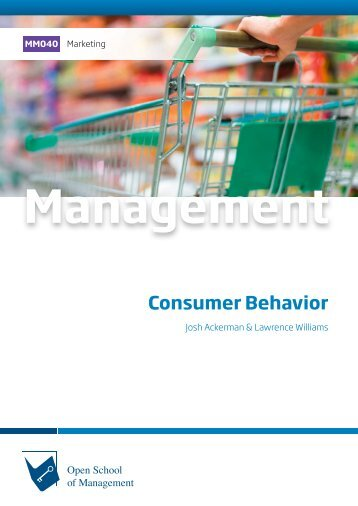 MM040 Consumer Behavior (Excerpt)