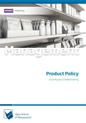 MM060 Product Policy (Excerpt)