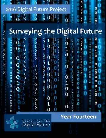 Surveying the Digital Future