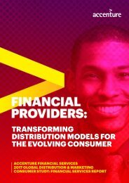 TRANSFORMING DISTRIBUTION MODELS FOR THE EVOLVING CONSUMER