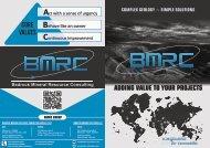 BMRC Services.