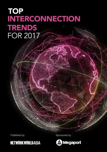 TOP INTERCONNECTION TRENDS FOR 2017