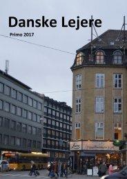 Danske Lejere - blad - primo 2017