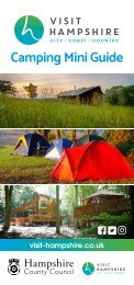 Camping Mini Guide