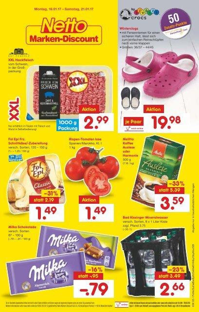 Netto Marken Discount Prospekt Kw03