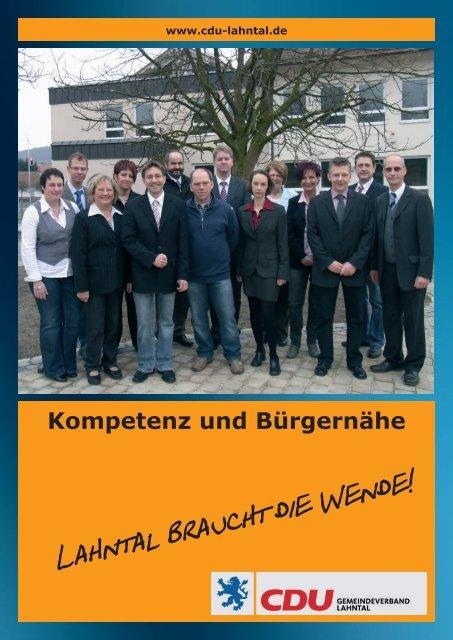 Verwaltung spezialisieren/ Interkommunale ... - CDU-Lahntal
