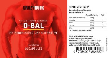 Crazy Bulk Dbal Reviews