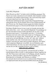 Seiten - Ruder-Gesellschaft Lauenburg