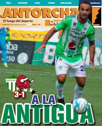 Antorcha Deportiva 247
