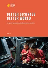 BETTER BUSINESS BETTER WORLD