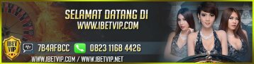 IBETVIP - Agen Judi Bola SBOBET Mobile Online