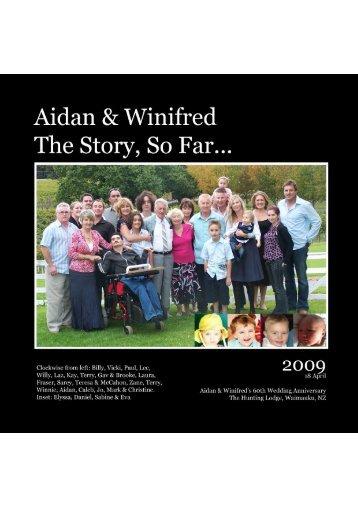 Winnie & Aidan's Family Tree