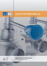 LAEUFER INTERNATIONAL AG