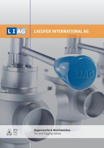 LAEUFER INTERNATIONAL AG