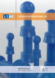 Made by Know-how - Laeufer International AG