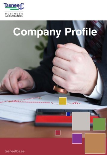 Company Profile 101
