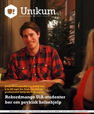 Unikum 1 2017 (Januar)