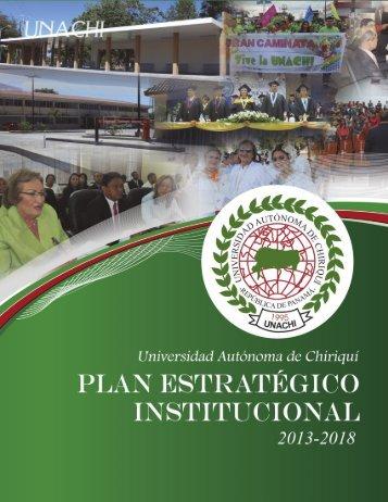Plan Estrategico Institucional 2013-2018