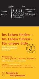 Programm - pfingsttagung.info