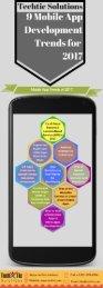 9 Mobile App Development Trends for 2017