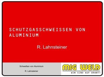 R. Lahnsteiner - DVS