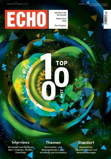 ECHO Wirtschaft Top100_Imst_2016