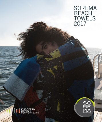 Sorema Beach towels 2017 Digital