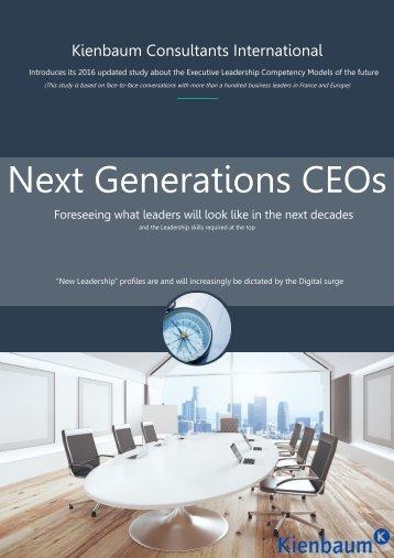 Next Generations CEOs