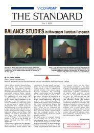 Vicon Standard 2005 - Issue 1