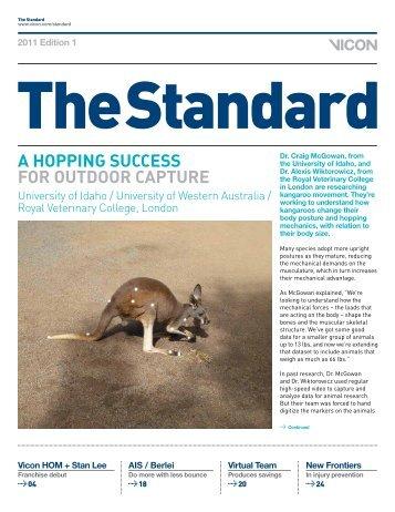 Vicon Standard 2011