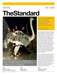 Vicon Standard 2008