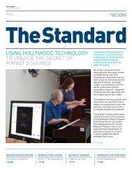 Vicon Standard 2012