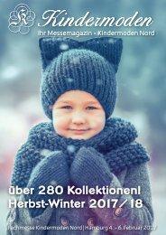Kindermoden Nord Messemagazin Februar 2017