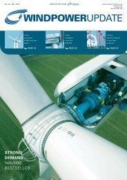 WindpowerUpdate 23 - Nordex