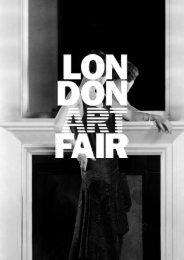 NOÉ SENDAS London Art Fair NEW