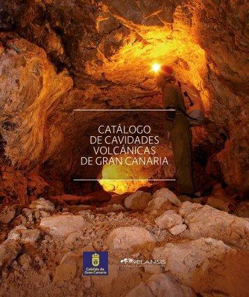 Catálogo de cavidades volcánicas de Gran Canaria