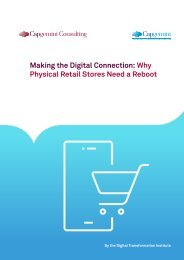 Making the Digital Connection Why Physical Retail Stores Need a Reboot