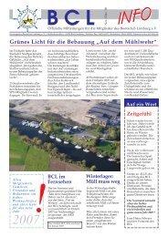 """Grünes Licht für die Bebauung """"Auf dem Mühlwehr"""" - Lahn"""