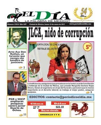JLCA nido de corrupción