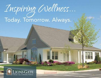 Inspiring Wellness..