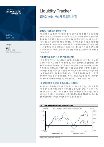 Liquidity Tracker