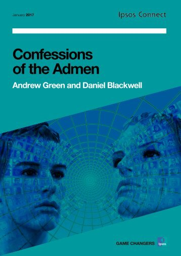 Confessions of the Admen